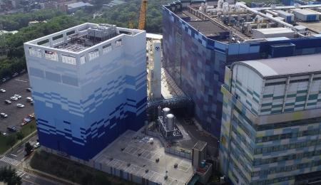 華亞科技停車場及氮氣廠房土建工程