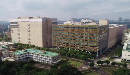 南亞科技三A廠八期擴建工程