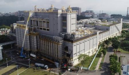 南亞塑膠工業股份有限公司製膜二廠PBF-6,7廠房土建工程